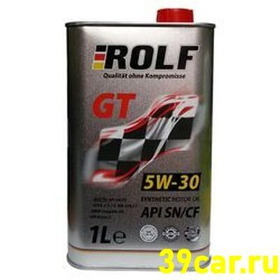 ROLF Масло моторное GT 5w30 1л