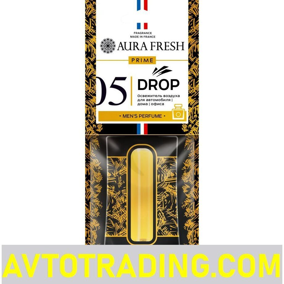 Ароматизатор AURA FRESH PRIME DROP №5 / 30