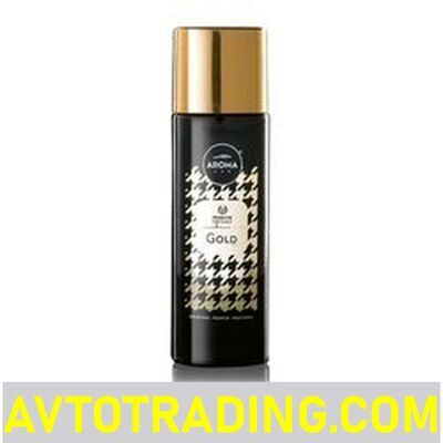 Ароматизатор AROMA CAR жидкий PRESTIGE SPRAY GOLD 50ml
